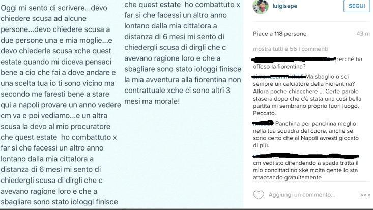 sepe instagram