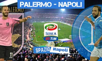 Copertina Palermo-Napoli 2015-2016