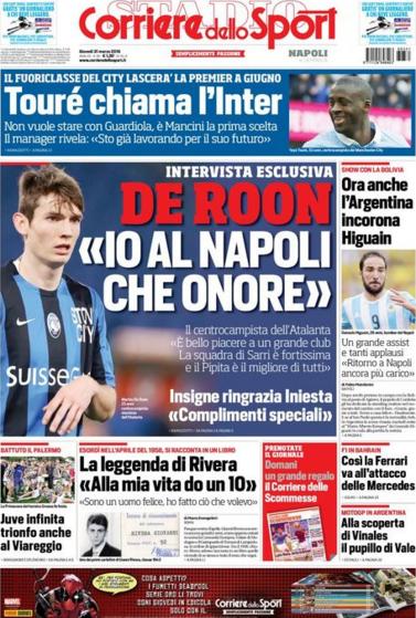 Corriere dello Sport Campania