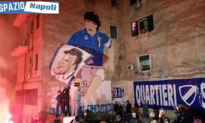 Un solo Dio per la città: Diego Maradona, eroe del popolo...
