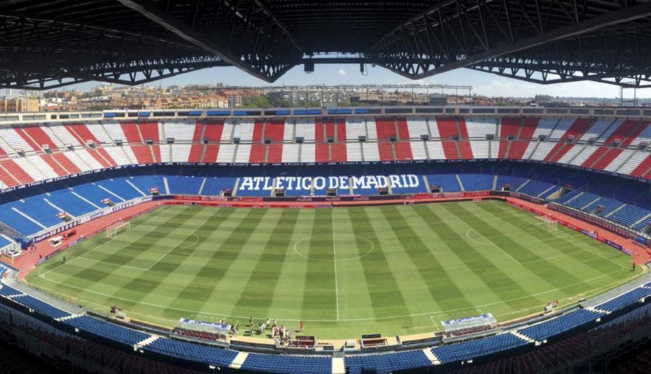 vicente calderon atletico madrid