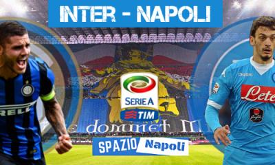 Copertina Inter-Napoli 2015-2016