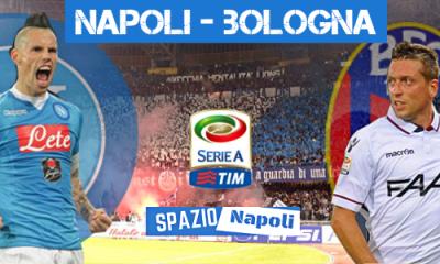 Copertina Napoli-Bologna 2015-2016