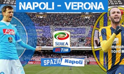 Copertina Napoli-Verona 2015-2016