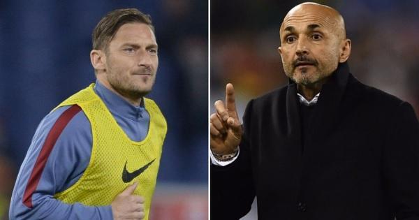 Francesco-Totti-Luciano-Spalletti