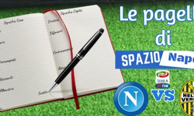 Pagelle Napoli-Verona 2015-2016