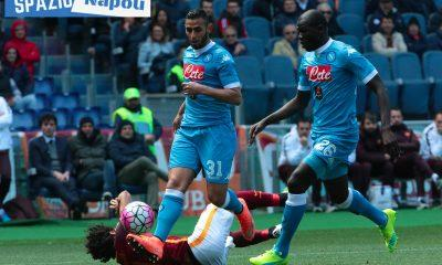 ghoulam koulibaly roma