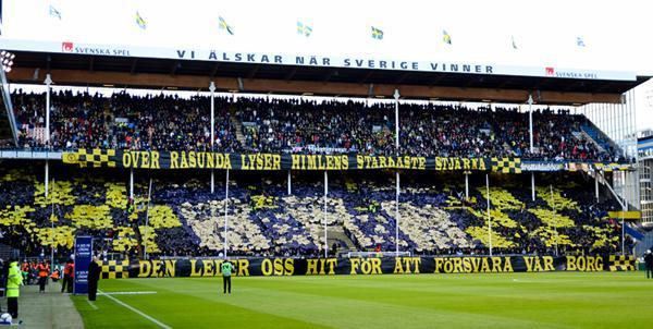AIK (Svezia) - Odiata per la violenza dei propri tifosi