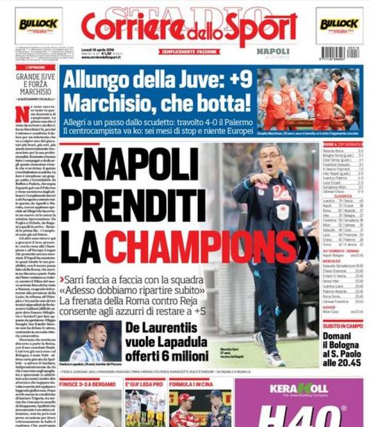 Corriere dello Sport (Campania)