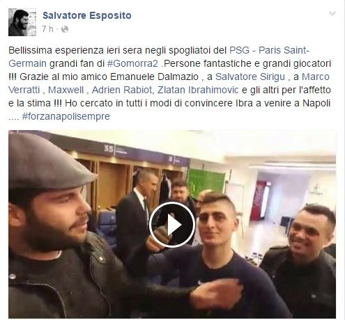 salvatore esposito fb