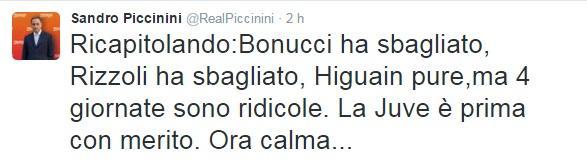 tweet piccinini