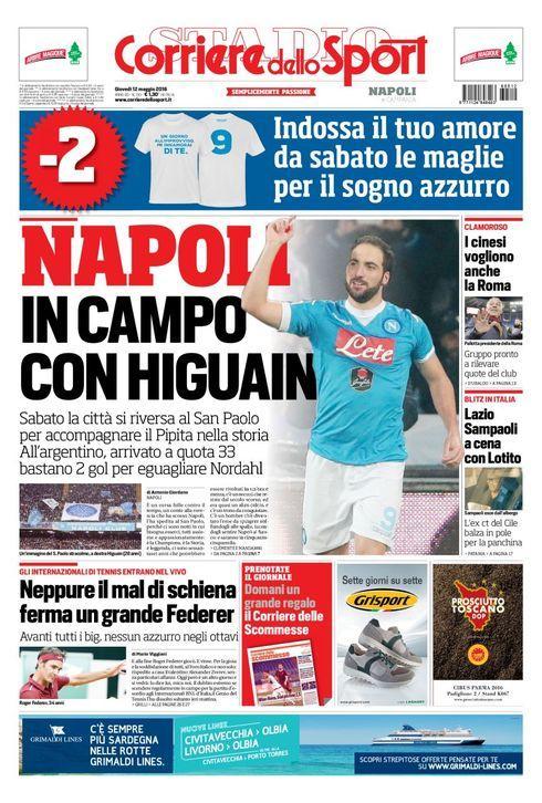 Corriere dello Sport (Ed. Campania)