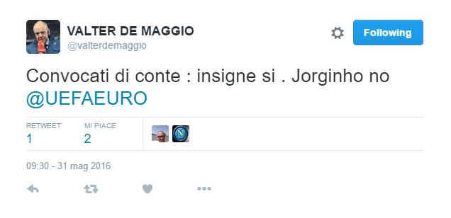 DE MAGGIO