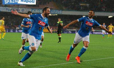 2. Gonzalo Higuain - Dal Napoli alla Juventus per 94.7 mln