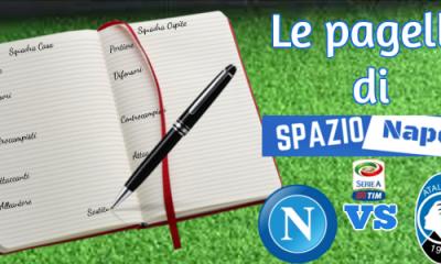Pagelle Napoli-Atalanta 2015-2016