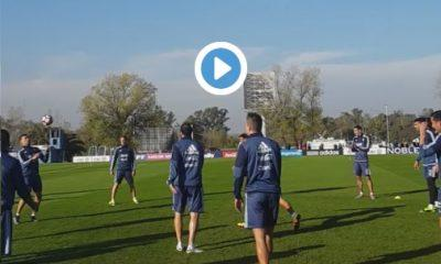 higuain allenamento argentina