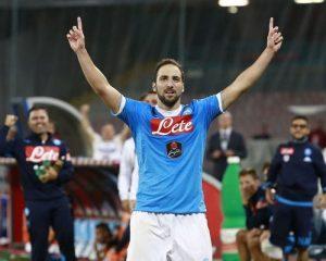 1° posto: Gonzalo Higuaín (Legia Warszawa - Napoli 0-2, 01/10/15)