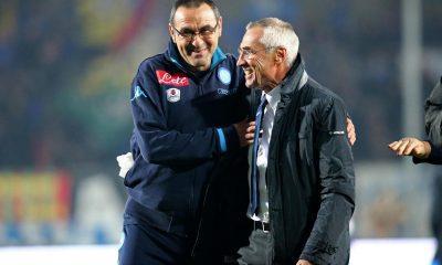 Soccer: Serie A; Atalanta-Napoli