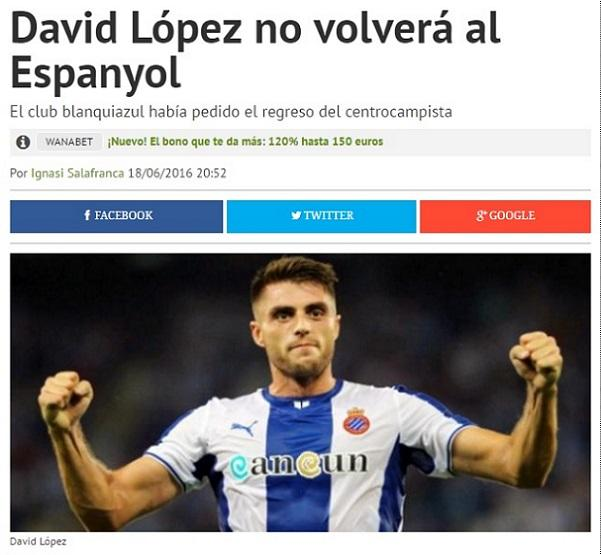 david lopez fichages