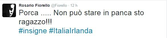 tweet fiorello 1