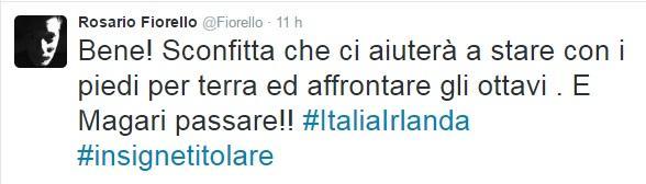tweet fiorello 2