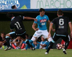 gabbiadini napoli entella