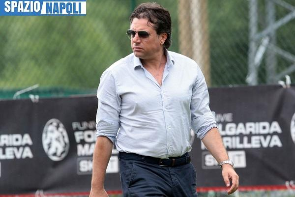 Napoli, Ancelotti jr: