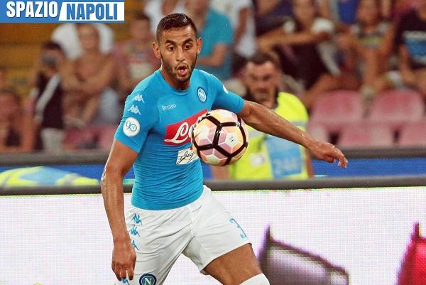 ghoulam real madrid