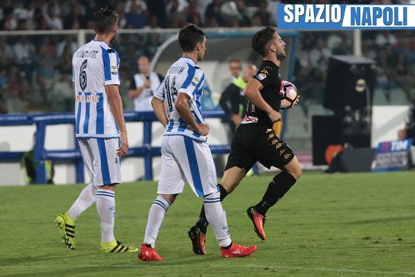 Pescara Calcio, Oddo ei giocatori aggrediti dagli ultras prima della…