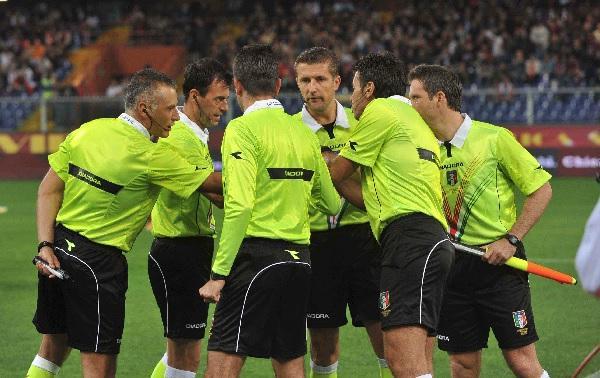 Juventus-Sassuolo, cambia il direttore di gara: arbitra Giacomelli