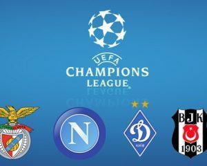 champions girone napoli