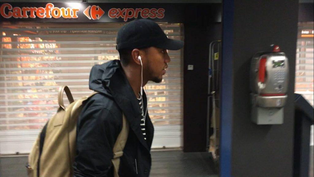 De Guzman - aeroporto Milano