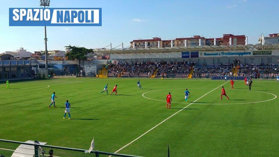 Napoli-Benfica, Julio Cesar rivela: