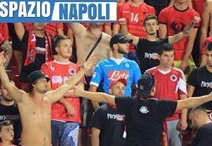 Albania Marocco TZK Ultras
