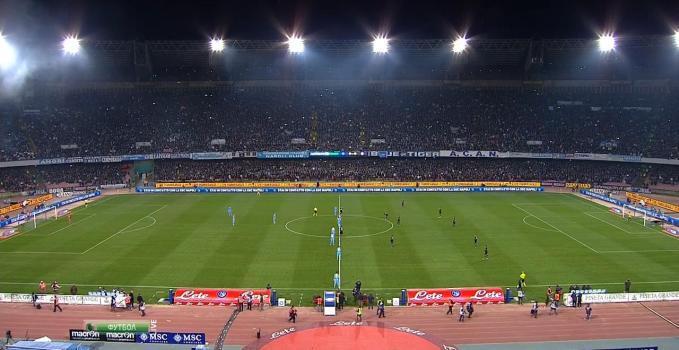 Napoli-Dinamo Kiev