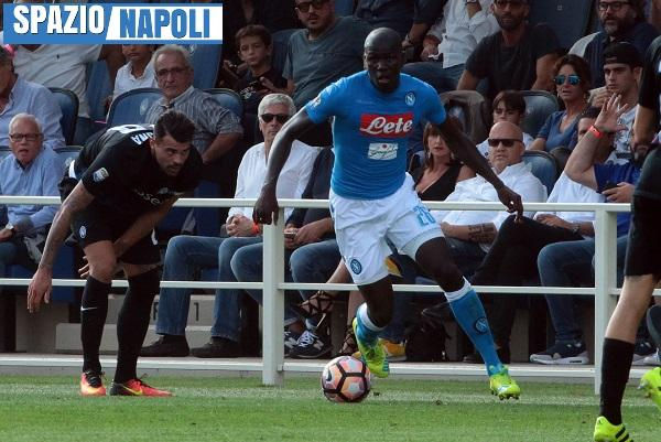 Napoli atalanta koulibaly