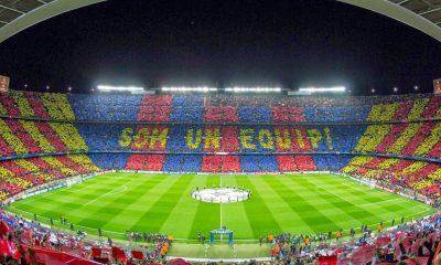 3. Camp Nou, Barcellona - 116.9 milioni