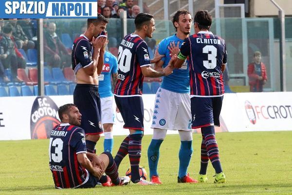 Napoli Besiktas scontri tra tifosi nella notte
