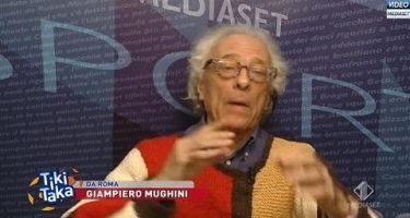 """Mascara attacca Mughini: """"Conosciuto solo per le camicie da Arlecchino! Tifa Juve, a Catania non ti vogliamo!"""""""