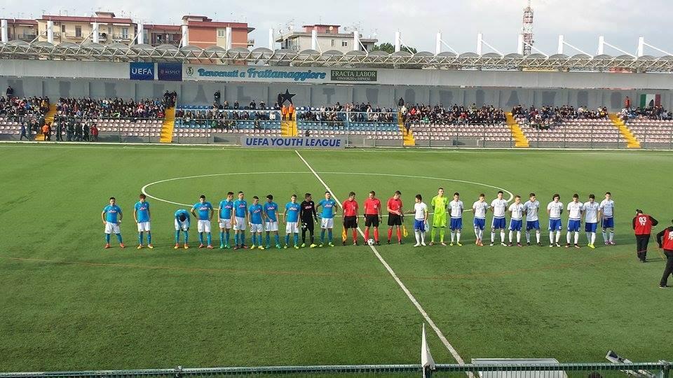 Napoli-Dinamo Kiev streaming e diretta tv, dove vederla