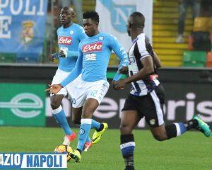 Udinese-Napoli in Streaming