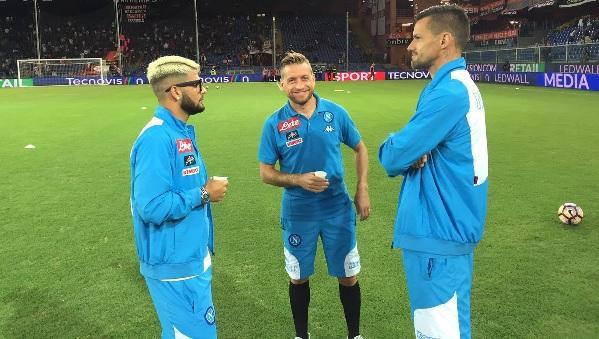 Udinese-Napoli. Probabili formazioni e pronostico. Tocca a Giaccherini?