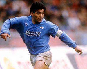 le pagelle di Maradona