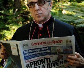 CARDINALE VOIELLO STRISCIONE SAN PAOLO