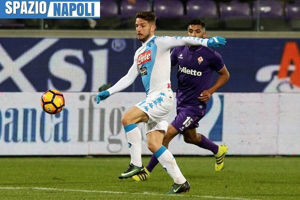 Napoli-Pescara, Mertens: