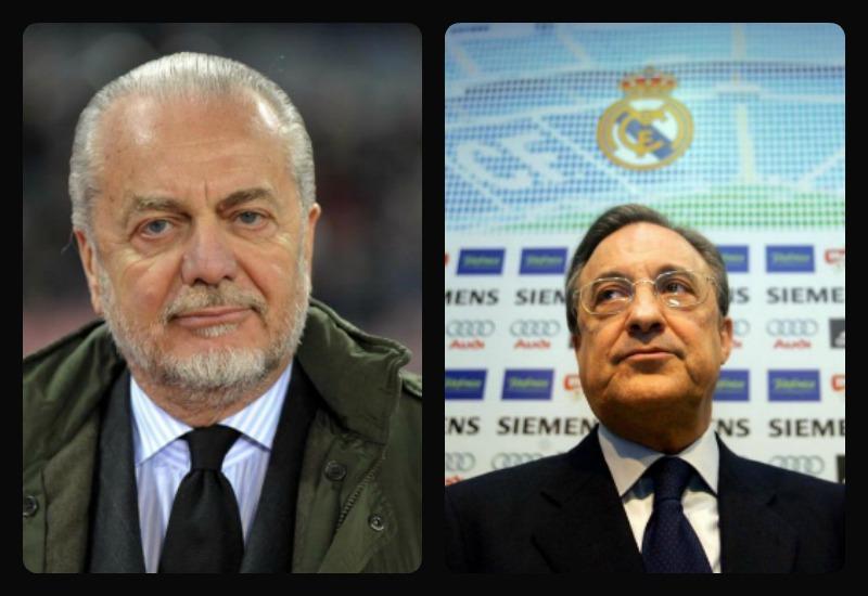 Il Sole 24 Ore - Tra Napoli e Real Madrid c'è un gap di 500 milioni