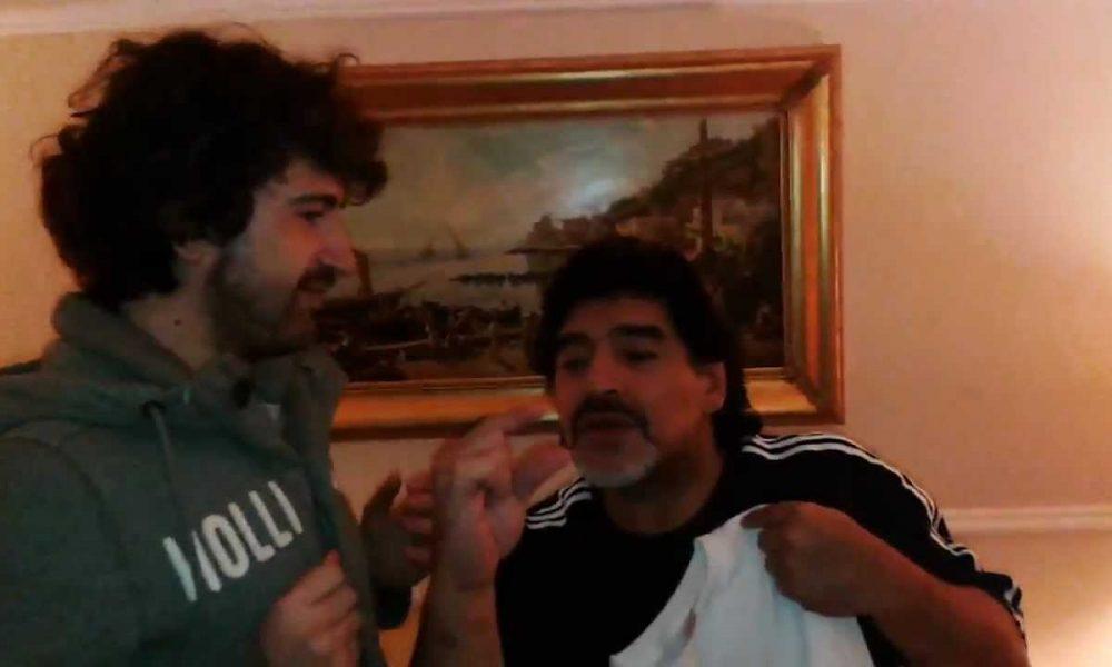 Ag. Maradona, ritorno al Napoli: non sono chiacchiere perché ci sono stati…