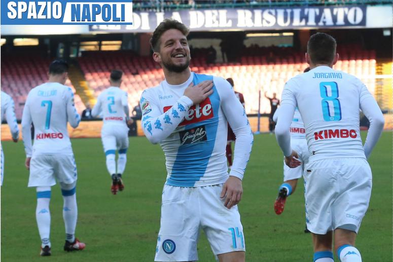 Calciomercato Napoli, Mertens e il rinnovo dell'Epifania