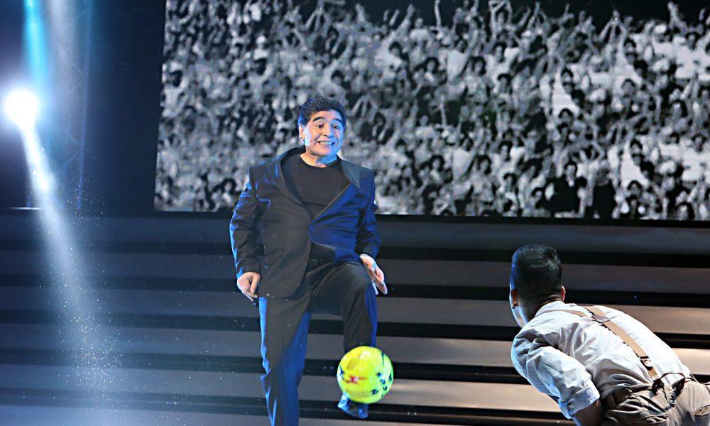 Napoli, Sarri: Maradona un mito non solo un giocatore