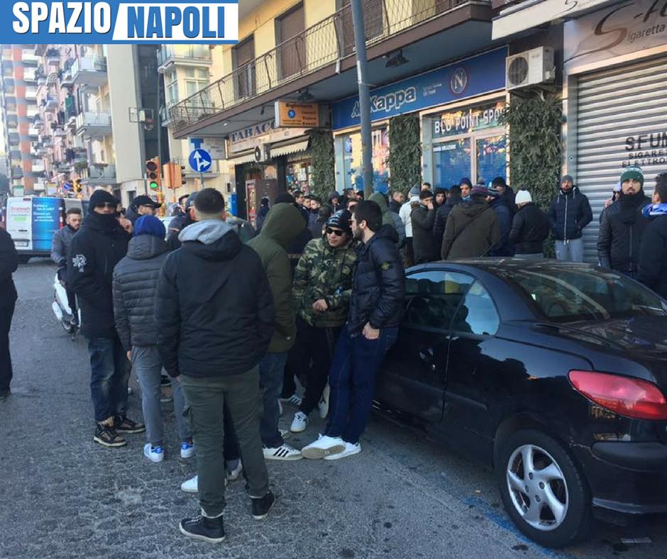 VIDEO/ Biglietti per il Real Madrid: caos in tutta la Campania. Il Napoli: